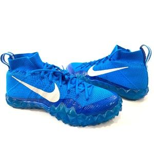 Nike Alpha Sensory Turf Men's Blue Football Shoes
